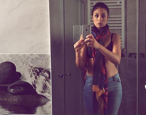 سارة حناشي.. تحب الإثارة وتعشق جسدها | أخبار بيديا